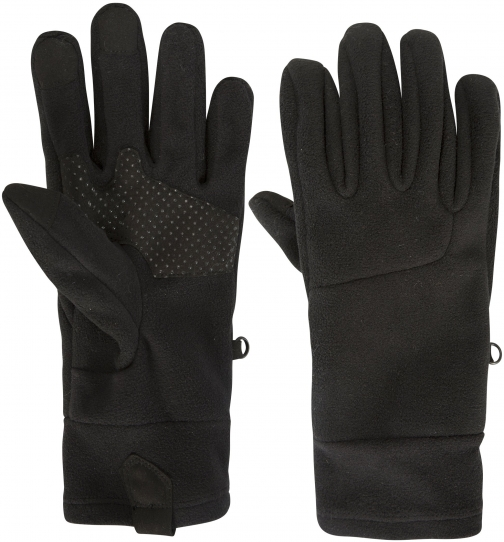 Mountain Warehouse Womens Windproof Thinsulate - Black Glove