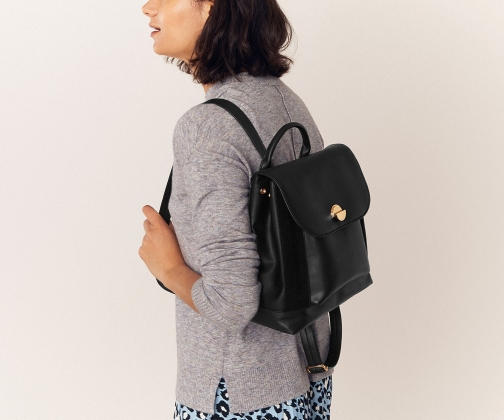 Oasis Whipstitch Backpack
