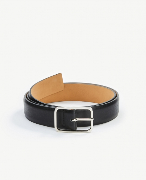 Ann Taylor Factory Curved Rectangle Belt