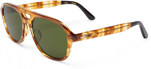 Toms Kingsfield Amber Ale Sunglasses