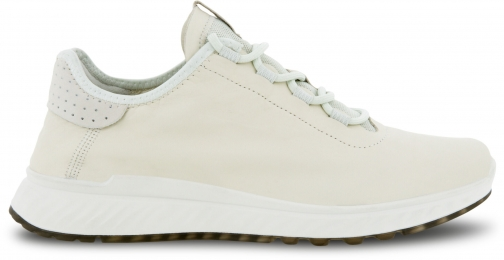 Ecco ST.1 Womens Laced Shoes Sneakers Size 5 Shadow White Trainer