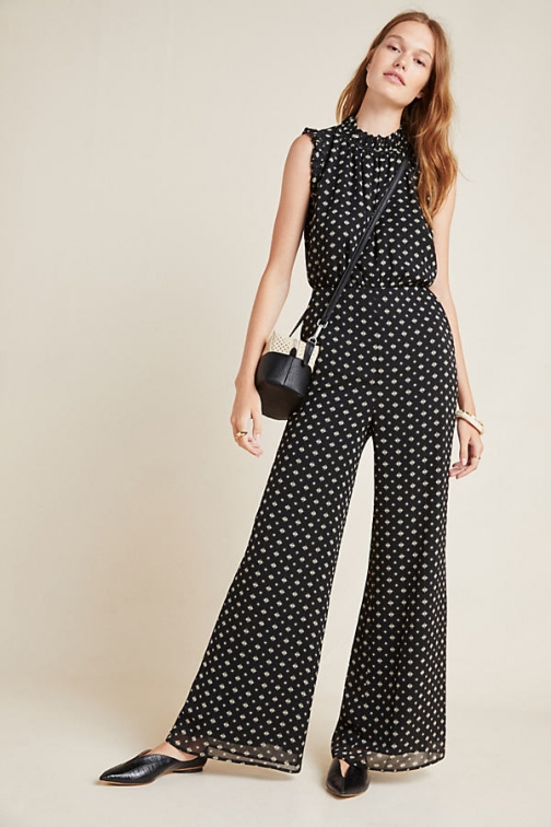 Anthropologie Troubadour Jumpsuit