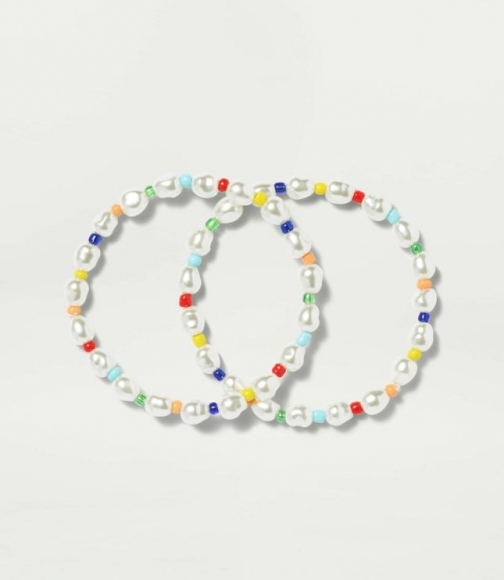 Loft Pearlized Set Bracelet
