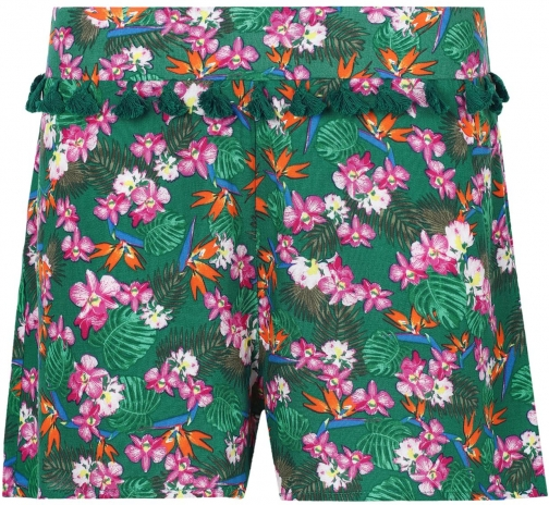 Calzedonia - Patterned , M, Multicolor, Women Short