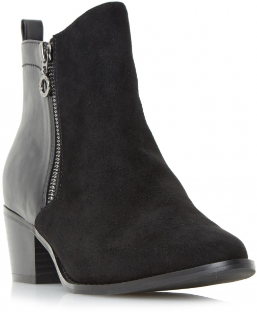 Head Over Heels Pilar Point Toe Ankle Boot