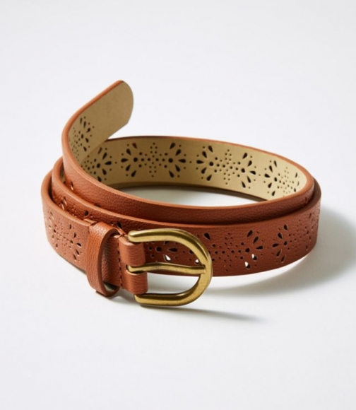 Loft Perforated Belt