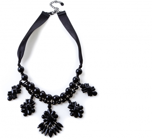 Oasis BEADED RIBBON Necklace