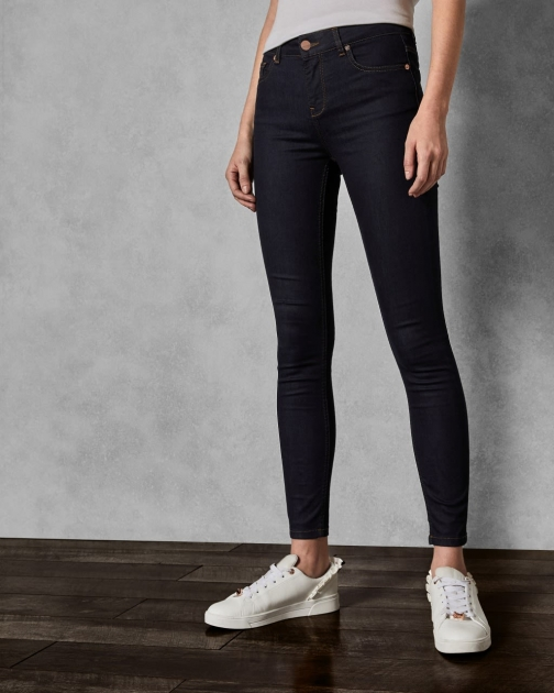 Ted Baker Stitch Detail Skinny Jeans