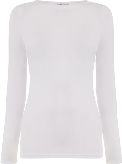 Oasis ENVELOPE NECK Top