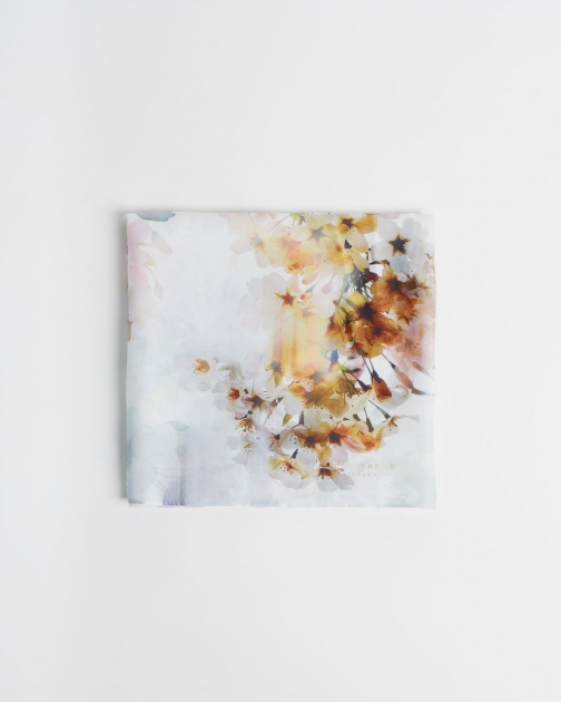 Ted Baker Vanilla Wide Scarf