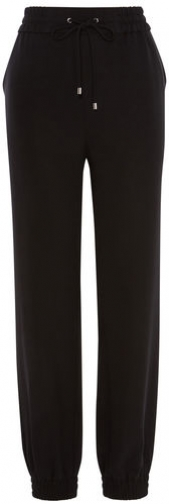 Karen Millen Tailored Joggers Athletic Pant