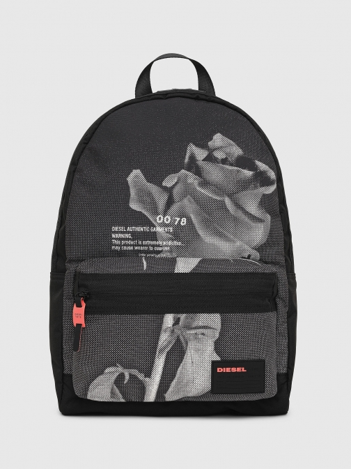 Diesel PR390 - Black Backpack