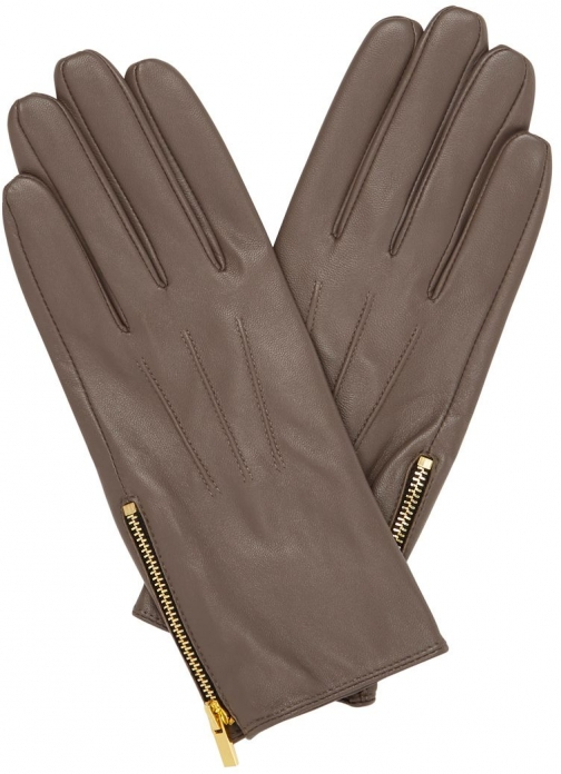 Oasis Leather Zip Side Glove