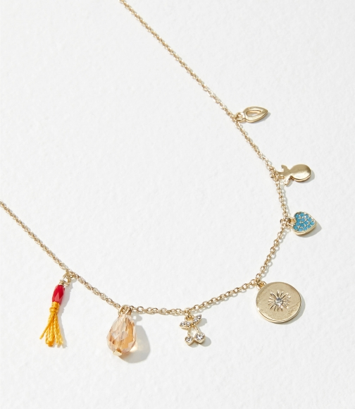 Loft Summer Charm Necklace