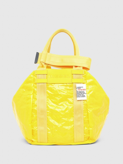 Diesel Shopping And P2190 - Yellow Shoulder Bag