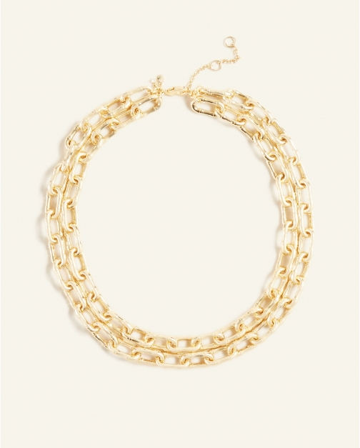 Ann Taylor Bamboo Necklace