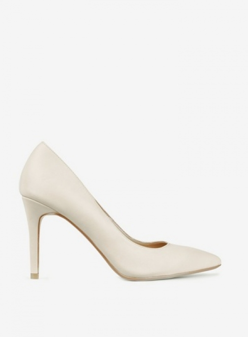 Dorothy Perkins Cream 'Danielle' Shoes Court