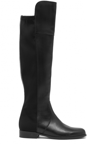 Oasis LEATHER OVER THE KNEE BOOT Knee High Boots