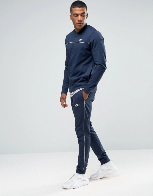 Nike Set Blue 804308-451 Tracksuit