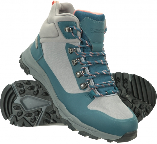 Mountain Warehouse Karakoram Tech Womens Waterproof - Grey Boot