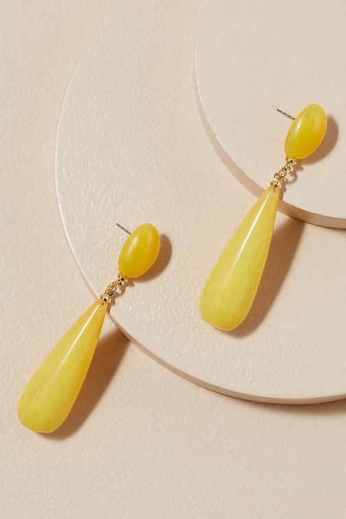 Anthropologie Camilla Drop Earring