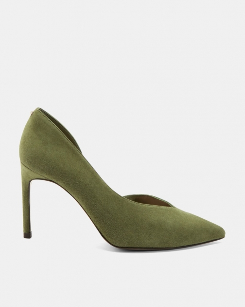 Ted Baker Suede Shoe Court
