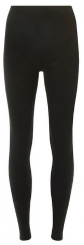 Dorothy Perkins Womens **Tall Black Cotton - Black, Black Legging