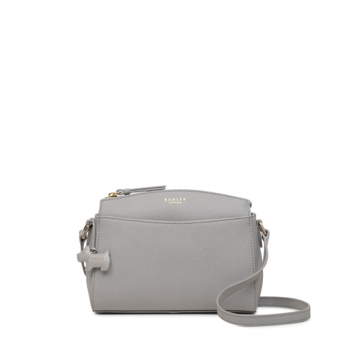Radley Sandham Medium Zip-Top Cross Body Bag Crossbody Bag