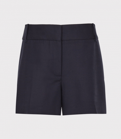 Reiss Lyla - Tailored Navy, Womens, Size 6R Short