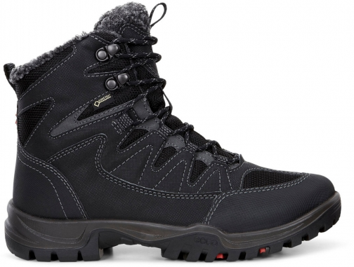 Ecco Womens Xpedition Iii GTX Size 10 Black Boot