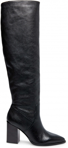 Steve Madden ESSENTIAL BLACK LEATHER Boot