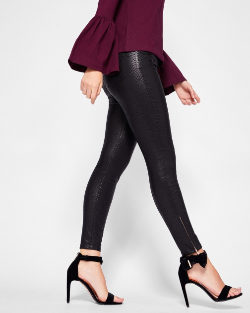 Ted Baker Skinny Textured Jeans