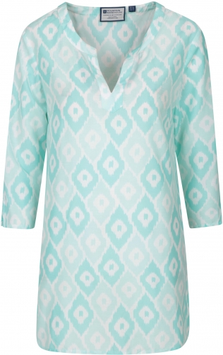 Mountain Warehouse Sunset Womens Beach Cover-Up - White Swimsuit