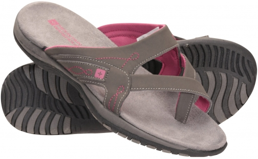 Mountain Warehouse Shoreline Womens Sandal - Grey Sandals