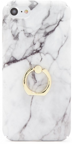 Forever21 Forever 21 Marble For IPhone 7/8 White/multi Case