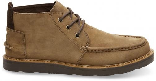 Toms Sable Nubuck Men's Chukka - Size UK8 / US9 Boot