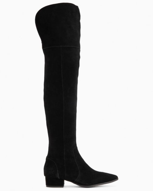 Splendid Ruby Suede Over The Knee Boot Knee High Boots