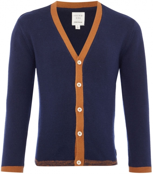 House Of Fraser Carrement Beau Boys Knitted Cardigan