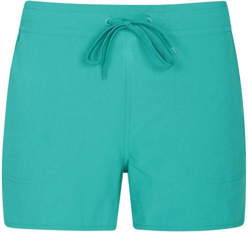 Mountain Warehouse Womens Stretch Board - Teal Short