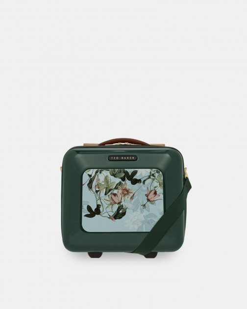 Ted Baker Illusion Print Vanity Case