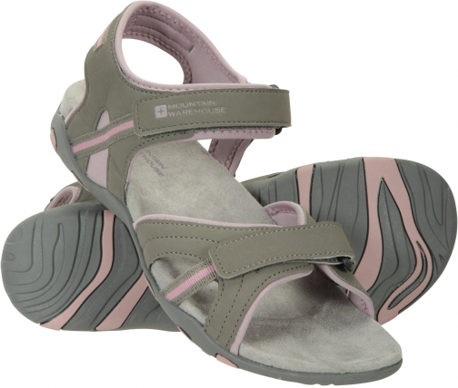 Mountain Warehouse Oia Womens - Pink Sandals