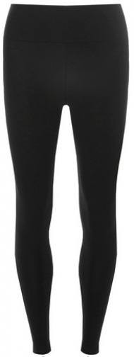 Dorothy Perkins Womens Petite Black Cotton - Black, Black Legging