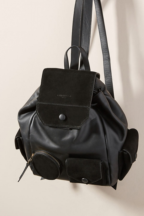Anthropologie Liebeskind - Black Backpack