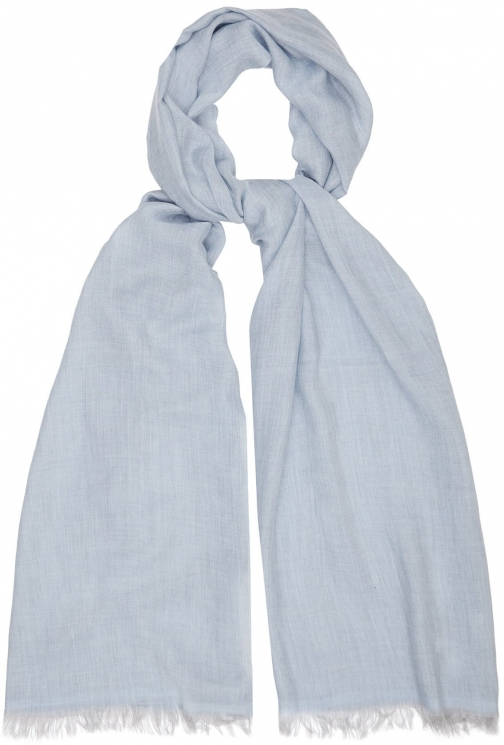 Reiss Allium - Lightweight Summer Blue, Womens Scarf
