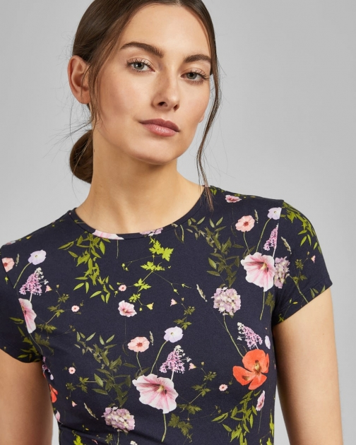 Ted Baker Hedgerow Fitted T-Shirt