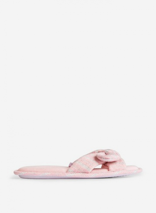 Dorothy Perkins Pink Bow Mules
