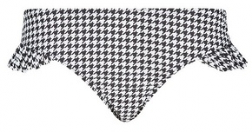 Pieces Black Gingham Bikini Bottoms Bikini Brief