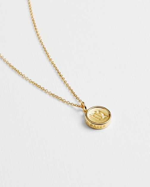 Ted Baker Virgo Zodiac Necklace