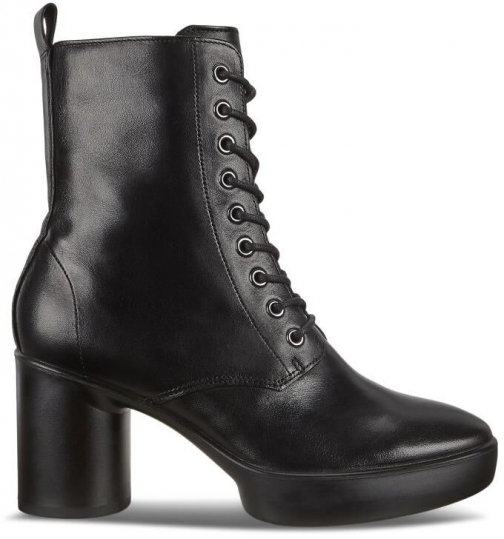 Ecco Shape Sculpted Motion 55 Womens Lace-up Boot