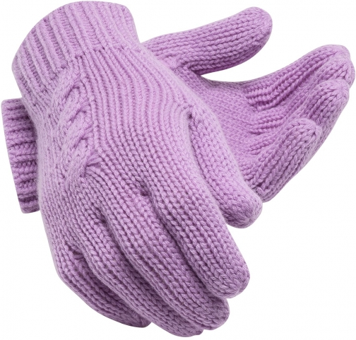 New Balance 93013 Women's Lux Knit - Purple (LAH93013KPL) Glove